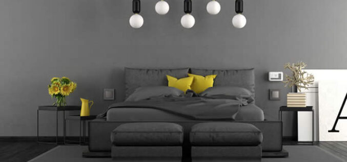 7 Stylish Solutions for the Awkward Space at the End of Your Bed