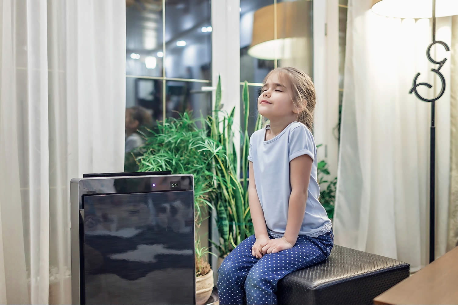 how to improve home air quality