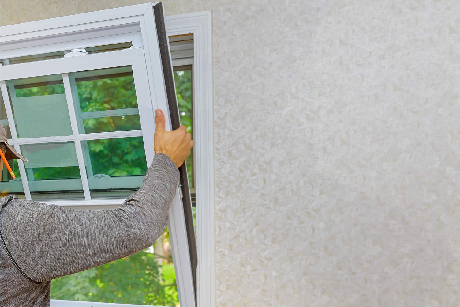 make your old home stay well insulated