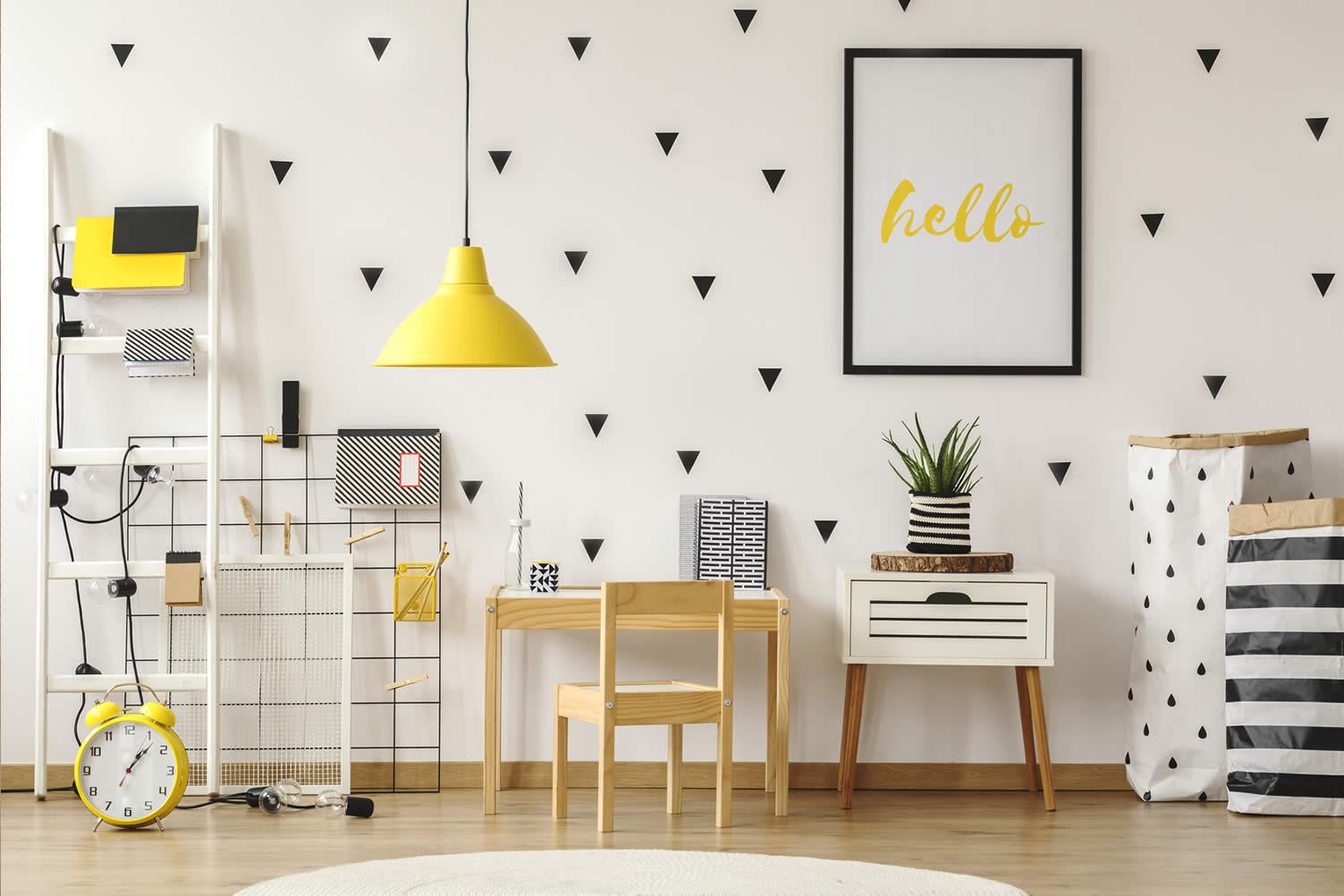 creating a playroom at home
