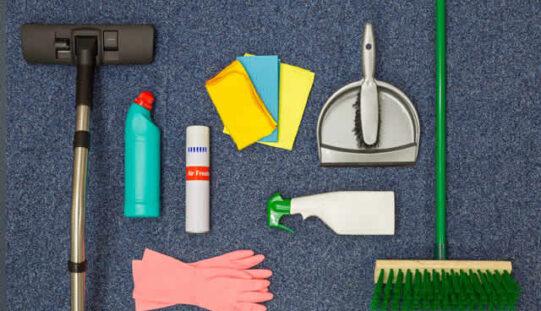 Ways to Kill Germs Around The House