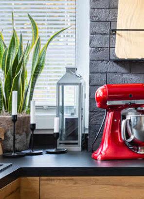 <span>ideas:</span> Stylish & Streamlined Condo Kitchen Design Ideas