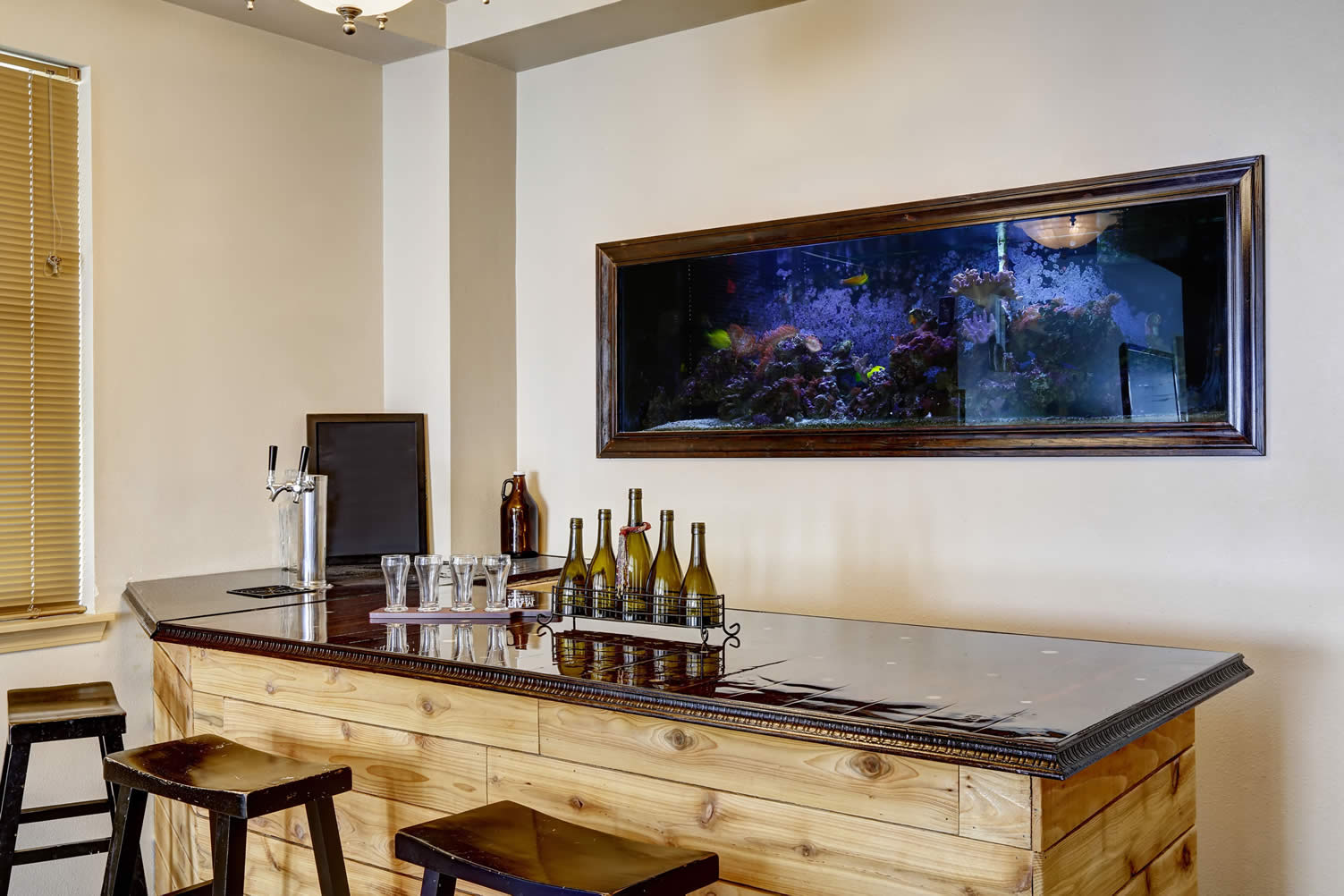 designing the perfect home bar