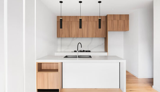 How to Remodel Your Small Kitchen For More Space