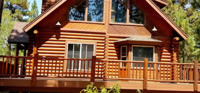 Log Cabin and Log Home Interior Gallery and Pictures