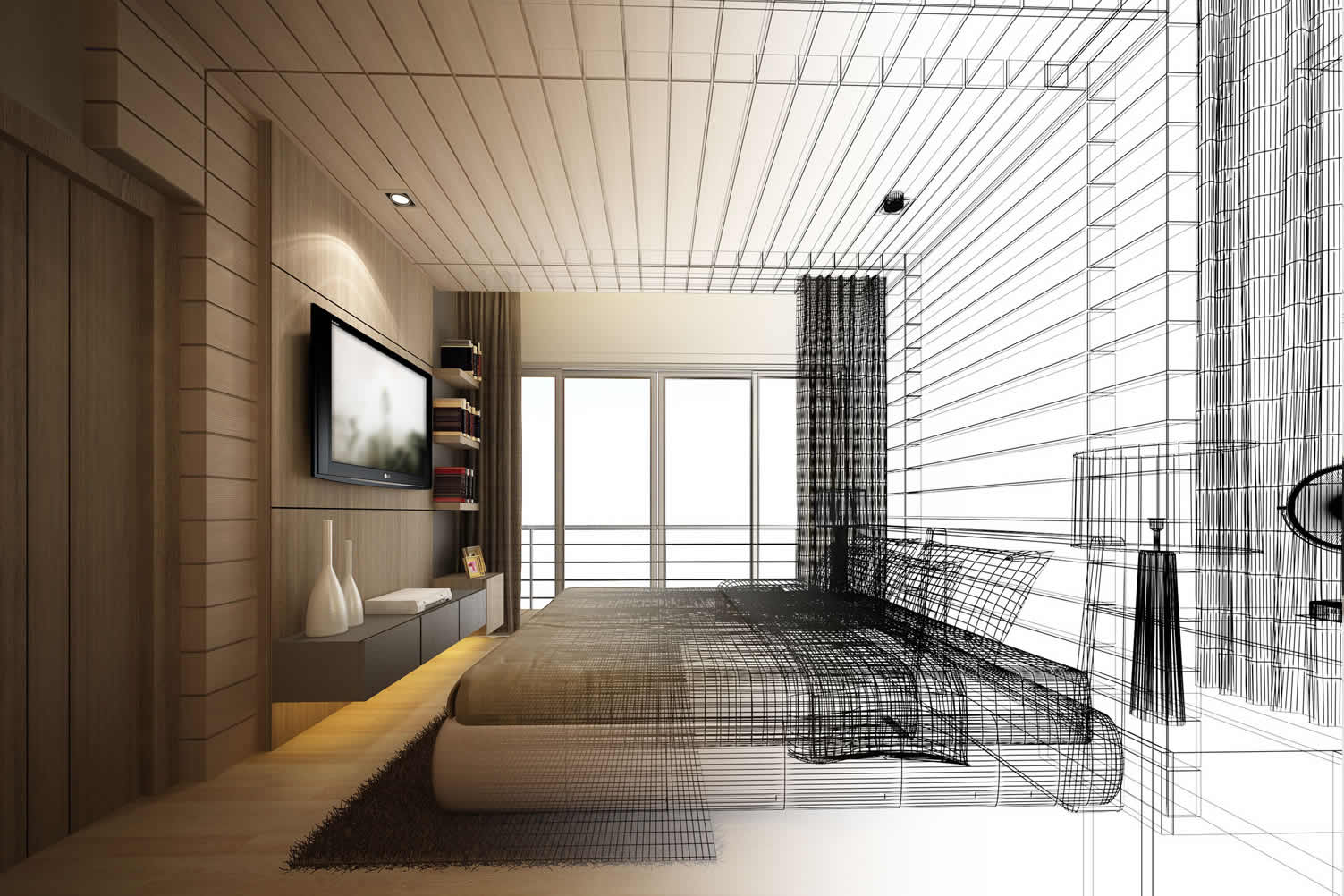 creating remodeling blueprints