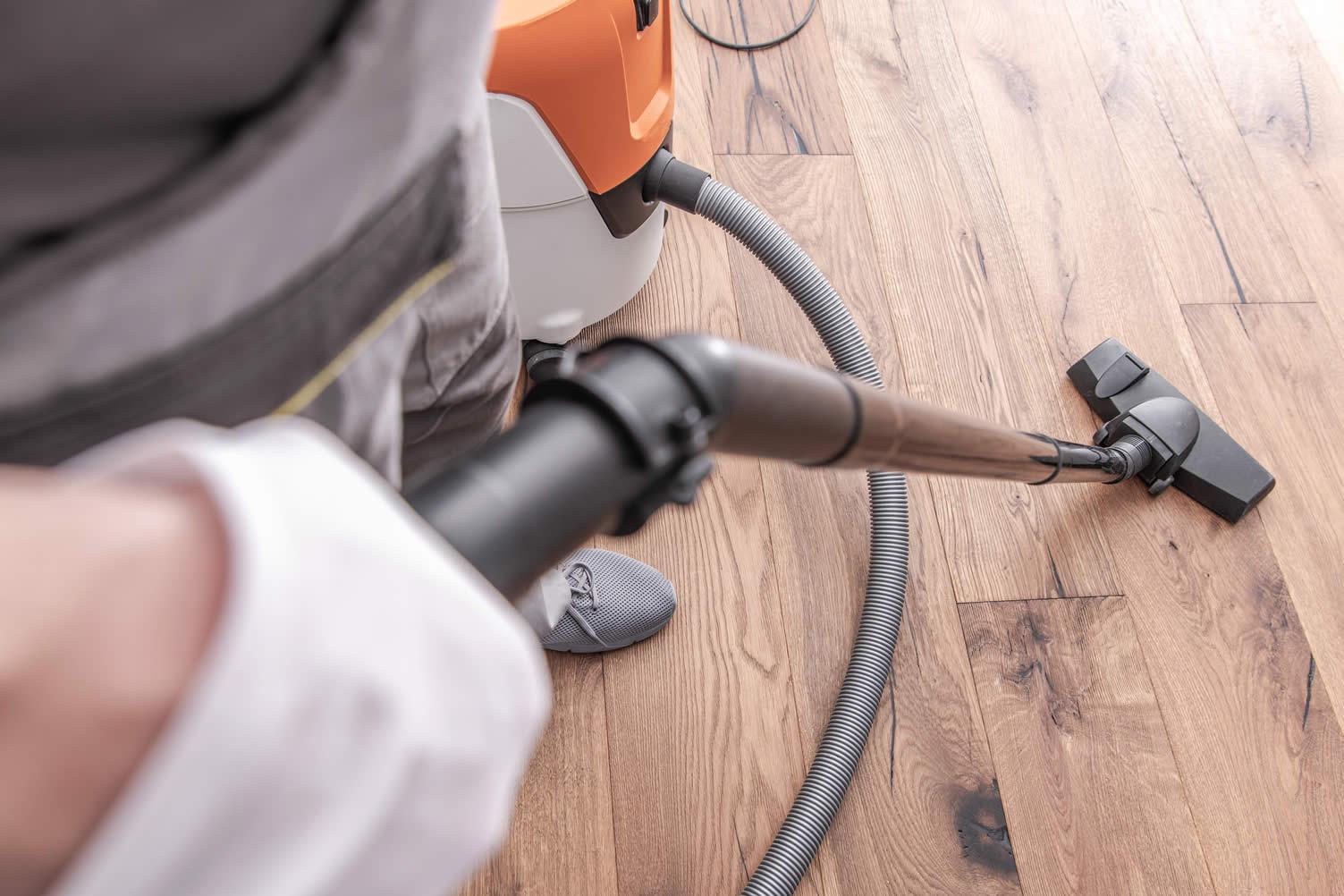 engineered hardwood flooring maintenance
