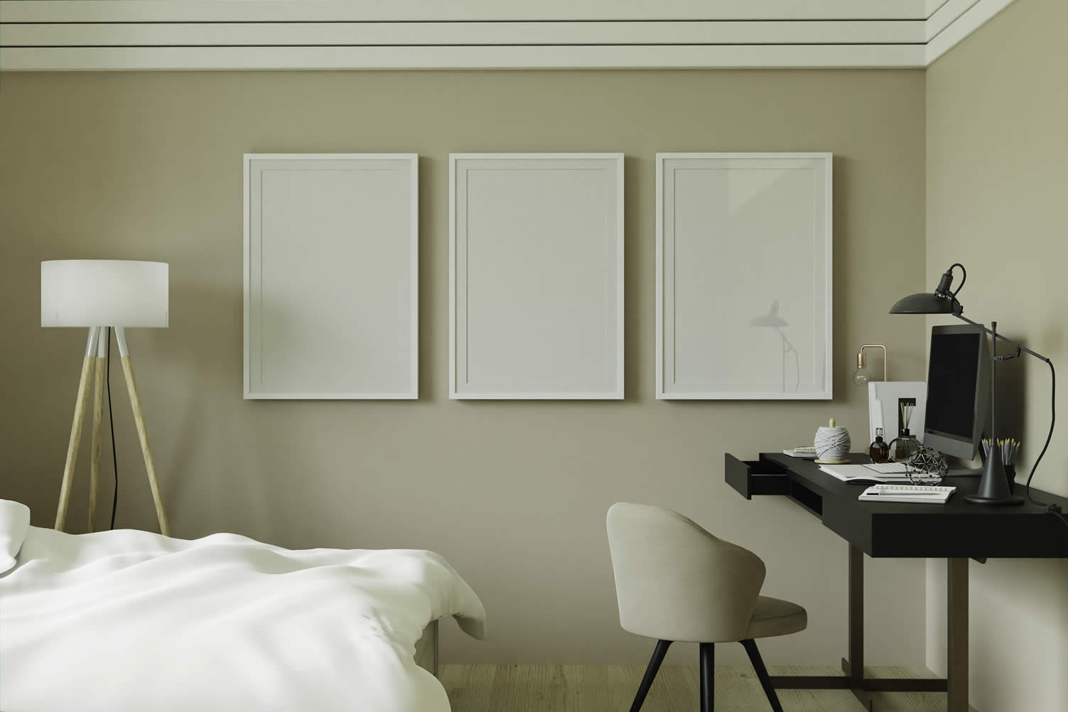 choosing interior paints for every room