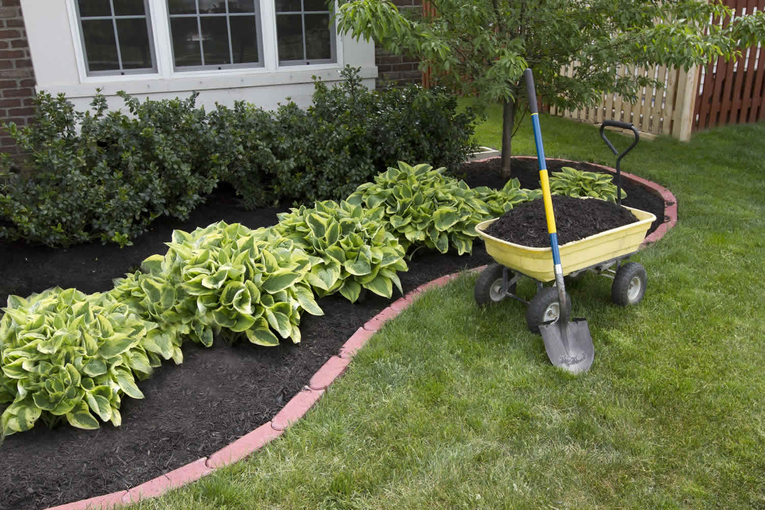 make your house garden ready for selling