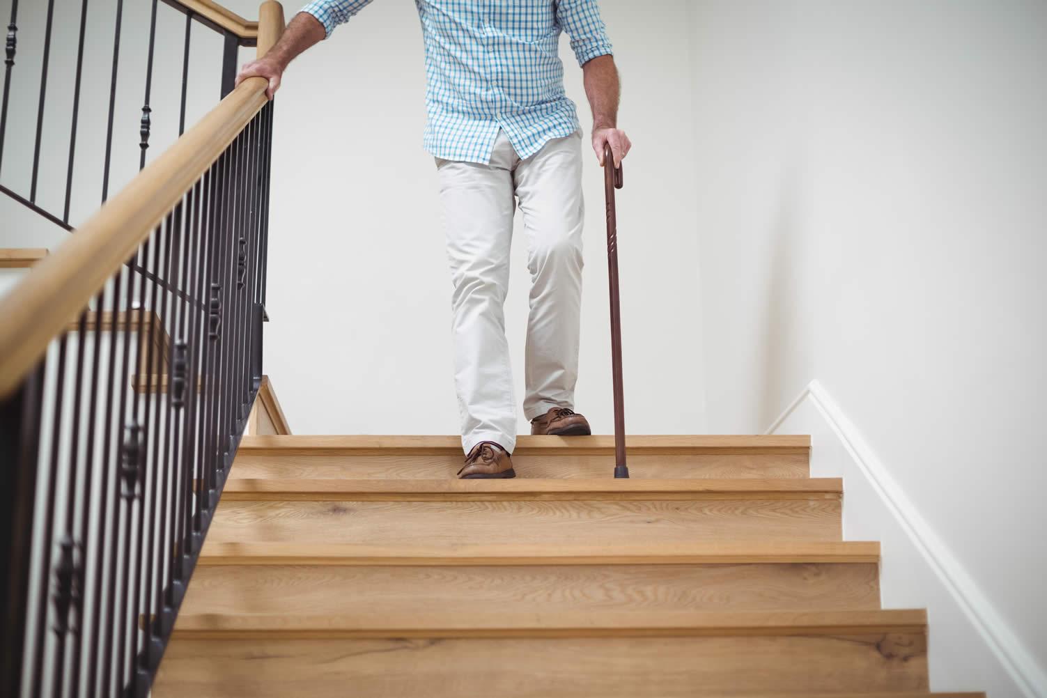 make your home elderly friendly