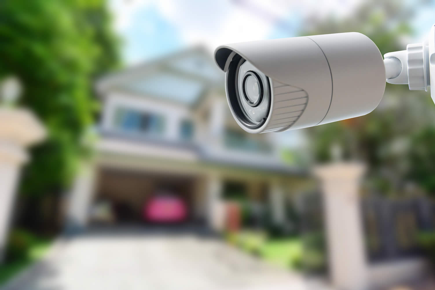 advantages of home security systems