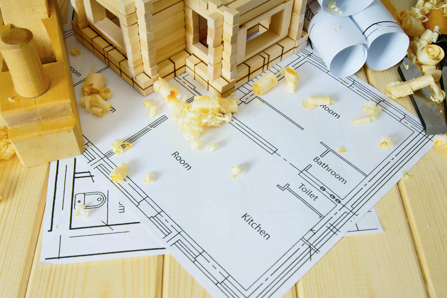 home renovation vs new construction