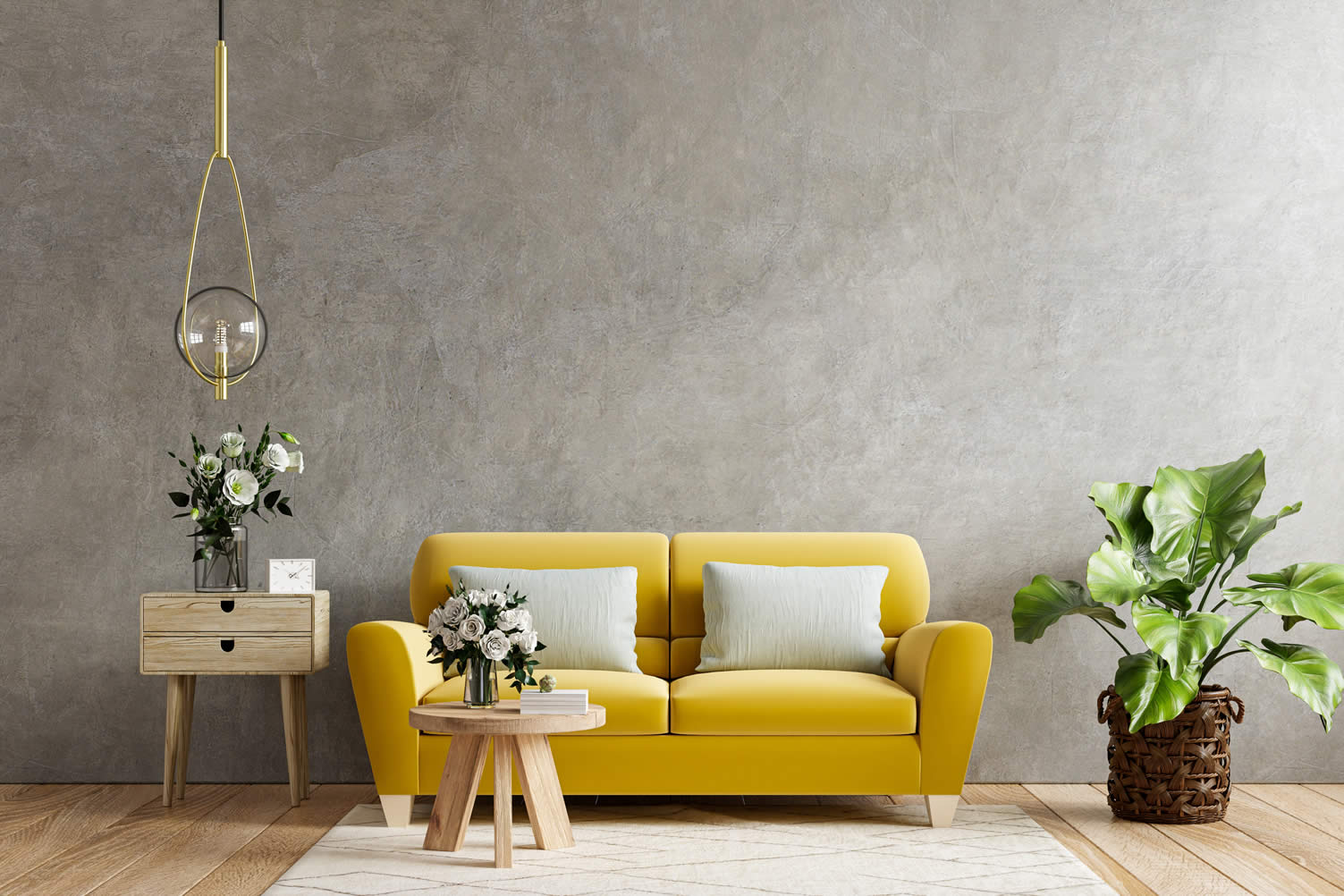 essential pieces of furniture you need in your living room