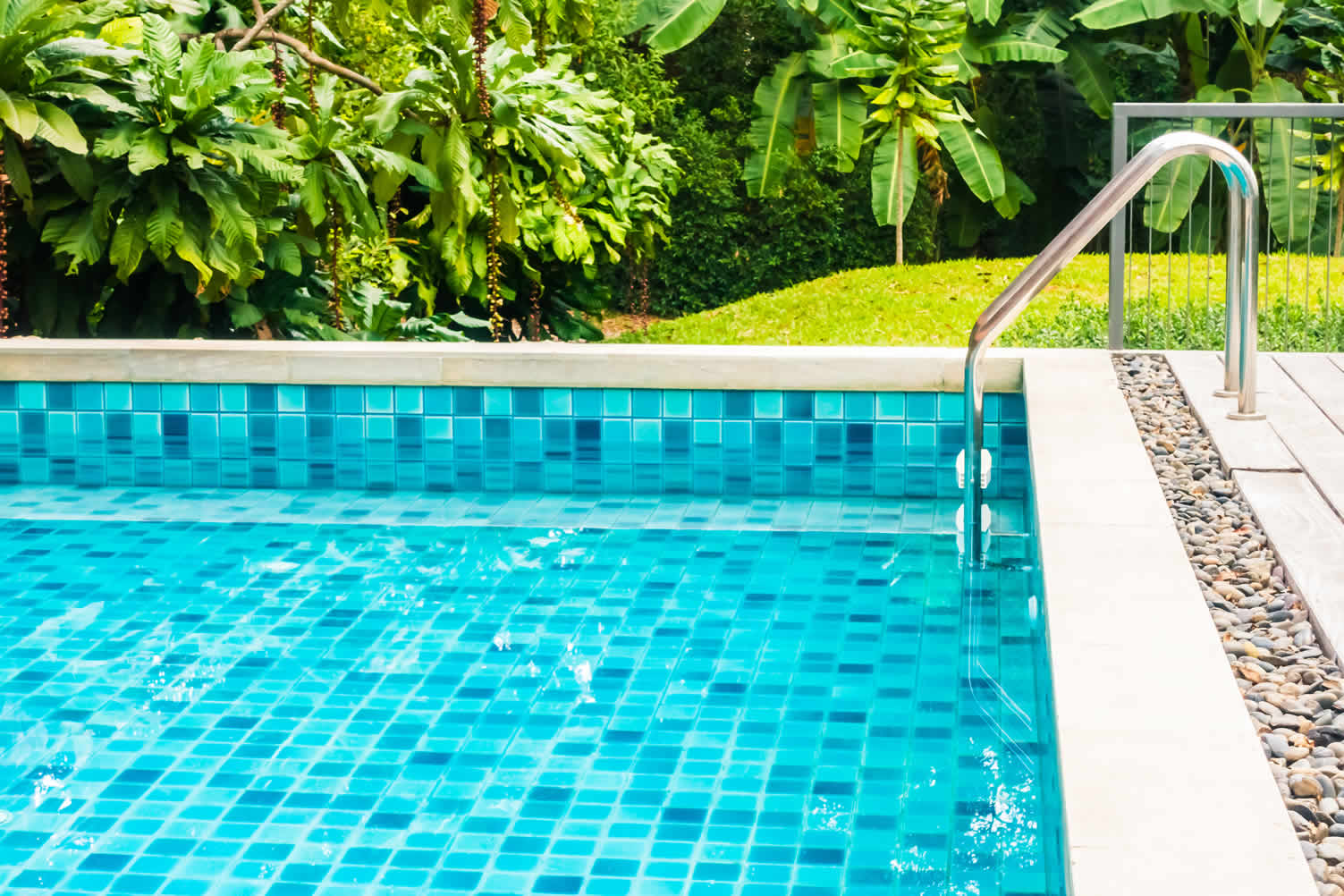 before installing swimming pool