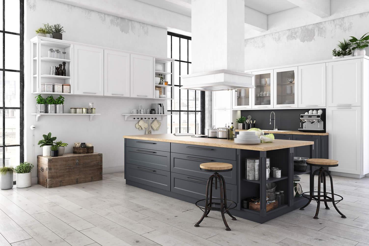 most popular kitchen design styles