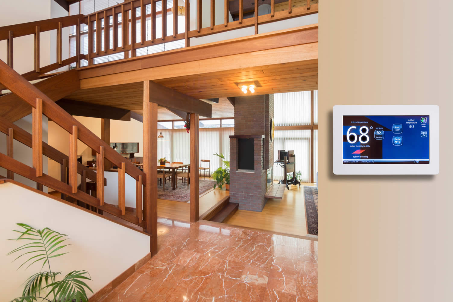 checking for smart homes