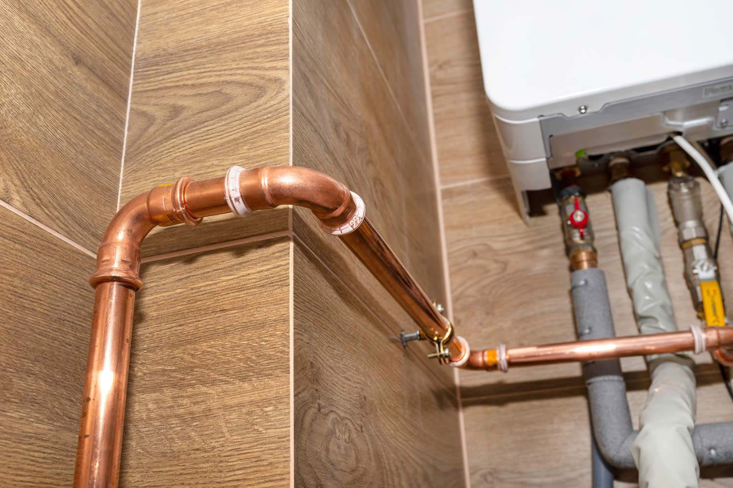 common reasons for a damaged water line