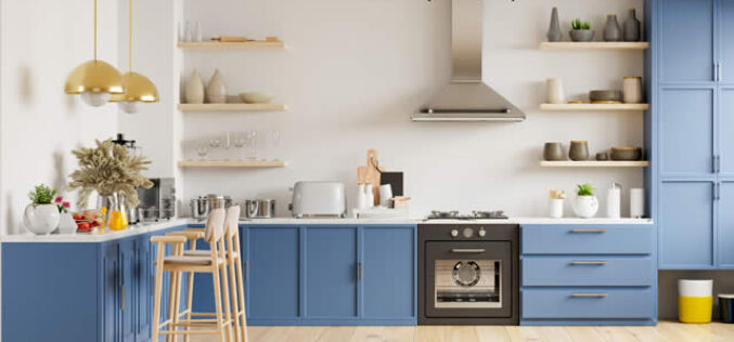 How to Make a Small Kitchen Look Elegant