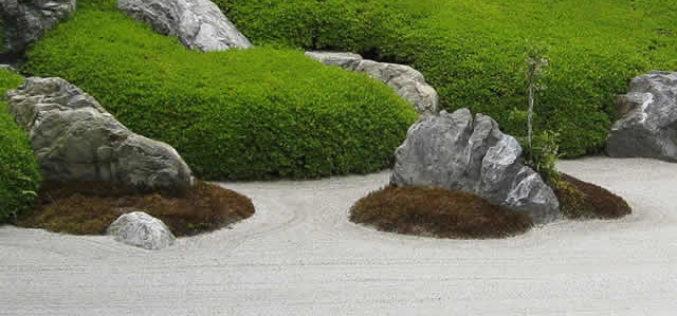 Being Creative With a Sand Zen Garden Design