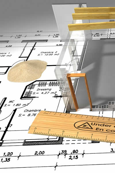 home remodeling spec planning