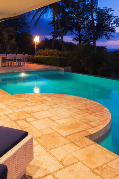 deck patio pools