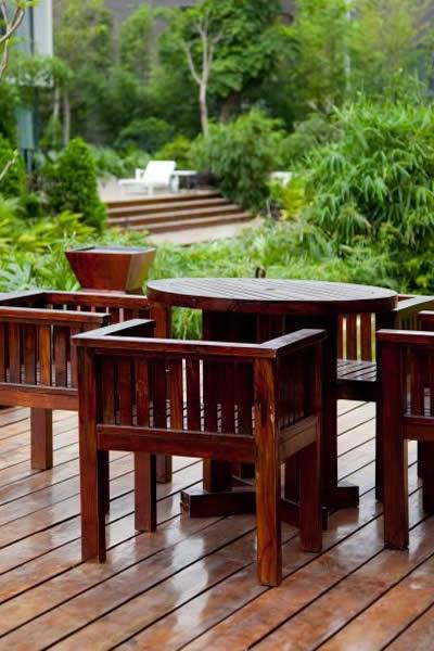 decks and patios
